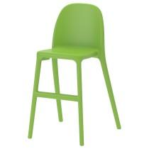 Детский стул УРБАН зеленый артикуль № 403.658.75 в наличии. Онлайн сайт IKEA РБ. Быстрая доставка и монтаж.