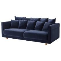 Диван 3-местный СТОКГОЛЬМ 2017 темно-синий артикуль № 303.611.04 в наличии. Онлайн каталог IKEA РБ. Недорогая доставка и установка.