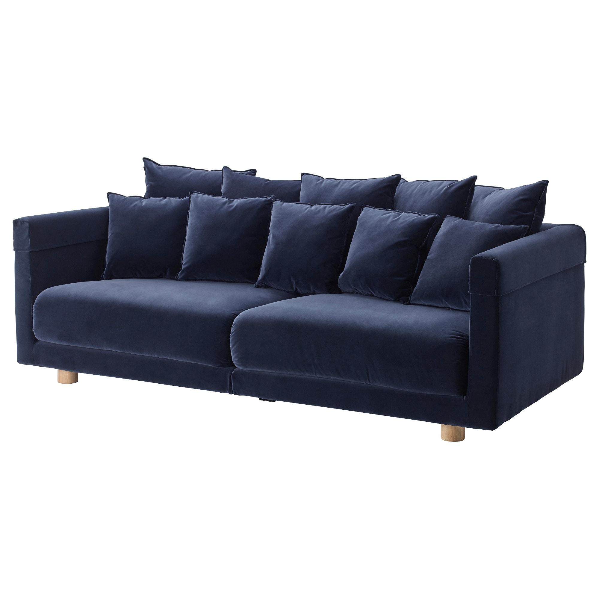 Синий диван Москва с доставкой