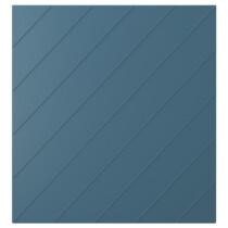 Дверь ХАЛЛСТАВИК темно-синий артикуль № 703.639.26 в наличии. Интернет каталог IKEA Республика Беларусь. Недорогая доставка и монтаж.