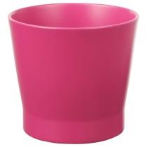 Кашпо ПАПАЙА темно-розовый артикуль № 603.716.96 в наличии. Онлайн сайт IKEA Минск. Быстрая доставка и монтаж.
