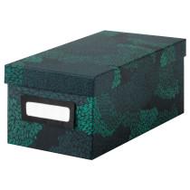 Коробка с крышкой ТЬЕНА артикуль № 103.644.10 в наличии. Интернет сайт ИКЕА Беларусь. Быстрая доставка и монтаж.