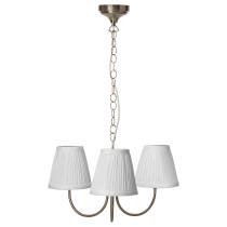 Подвесной светильник, 3 рожка ОРСТИД артикуль № 303.609.96 в наличии. Онлайн каталог IKEA Минск. Недорогая доставка и соборка.
