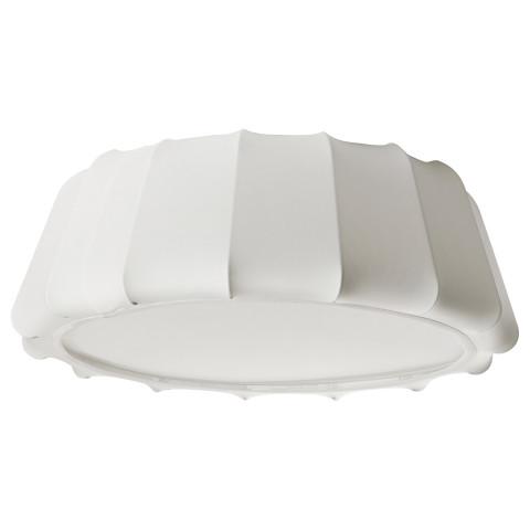 Потолочный светильник ВАРВ белый артикуль № 503.607.35 в наличии. Онлайн магазин IKEA РБ. Недорогая доставка и монтаж.