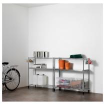 2 секции полок ОМАР артикуль № 091.875.45 в наличии. Online каталог IKEA Беларусь. Недорогая доставка и установка.