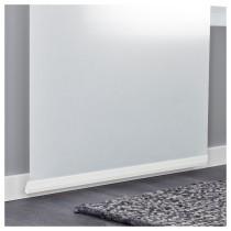 Держатель для/узких гардин ВИДГА белый артикуль № 802.991.57 в наличии. Онлайн каталог IKEA Минск. Быстрая доставка и соборка.