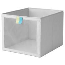 Коробка СЛЭКТИНГ серый артикуль № 903.654.77 в наличии. Онлайн каталог ИКЕА РБ. Быстрая доставка и соборка.