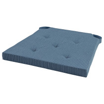 Подушка на стул ЮСТИНА темно-синий артикуль № 903.765.55 в наличии. Интернет сайт IKEA Республика Беларусь. Недорогая доставка и монтаж.