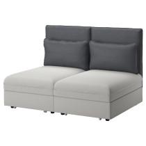 2-местный диван с кроватью ВАЛЛЕНТУНА артикуль № 192.274.14 в наличии. Online магазин IKEA РБ. Быстрая доставка и монтаж.