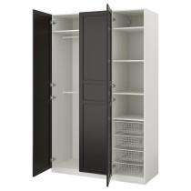 Гардероб ПАКС белый артикуль № 291.809.44 в наличии. Online сайт IKEA Беларусь. Недорогая доставка и монтаж.