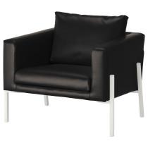 Кресло КОАРП черный артикуль № 492.217.07 в наличии. Интернет сайт IKEA Беларусь. Недорогая доставка и монтаж.