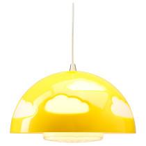 Подвесной светильник СКОЙГ желтый артикуль № 603.851.32 в наличии. Интернет сайт IKEA Республика Беларусь. Быстрая доставка и монтаж.