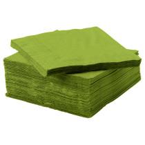 Салфетка бумажная ФАНТАСТИСК классический зеленый артикуль № 503.790.23 в наличии. Онлайн каталог IKEA Минск. Быстрая доставка и установка.