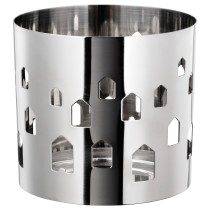 Украшение для свечи в стеклянном стакане ВАККЕРТ артикуль № 803.806.09 в наличии. Online сайт IKEA Беларусь. Быстрая доставка и монтаж.