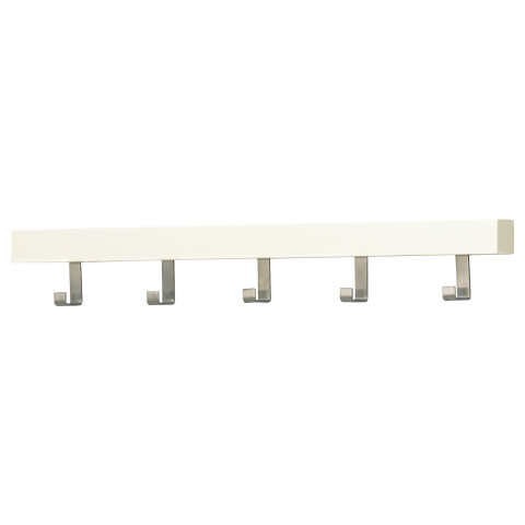 Вешалка для двери, стены ЧУСИГ белый артикуль № 603.889.51 в наличии. Online магазин IKEA РБ. Быстрая доставка и монтаж.