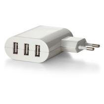 Зарядное устройство, 3 USB-порта КОПЛА артикуль № 203.625.47 в наличии. Онлайн сайт IKEA Республика Беларусь. Быстрая доставка и установка.