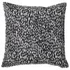 Чехол на подушку ВИНТЕР 2017 белый/черный артикуль № 603.838.16 в наличии. Онлайн сайт IKEA Минск. Недорогая доставка и установка.