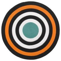 Ковер, плетеный ЛАТТО оранжевый артикуль № 603.768.73 в наличии. Интернет сайт ИКЕА Беларусь. Быстрая доставка и монтаж.