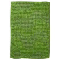 Коврик для ванной ТОФТБУ зеленый артикуль № 304.045.61 в наличии. Интернет магазин IKEA Республика Беларусь. Быстрая доставка и соборка.