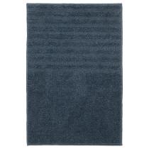 Коврик для ванной ВОКСШЁН темно-синий артикуль № 203.509.07 в наличии. Online сайт IKEA Минск. Недорогая доставка и соборка.