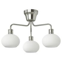 Потолочный светильник ЭЛЬХУЛЬТ артикуль № 703.867.44 в наличии. Online сайт IKEA РБ. Быстрая доставка и установка.