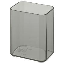 Стакан БРОГРУНД прозрачный серый артикуль № 203.497.54 в наличии. Онлайн магазин IKEA Минск. Быстрая доставка и соборка.