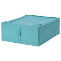 Сумка для хранения СКУББ голубой артикуль № 703.804.88 в наличии. Online сайт IKEA РБ. Недорогая доставка и монтаж.