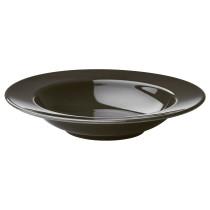 Тарелка глубокая ВАРДАГЕН темно-серый артикуль № 703.789.75 в наличии. Online магазин IKEA РБ. Недорогая доставка и установка.