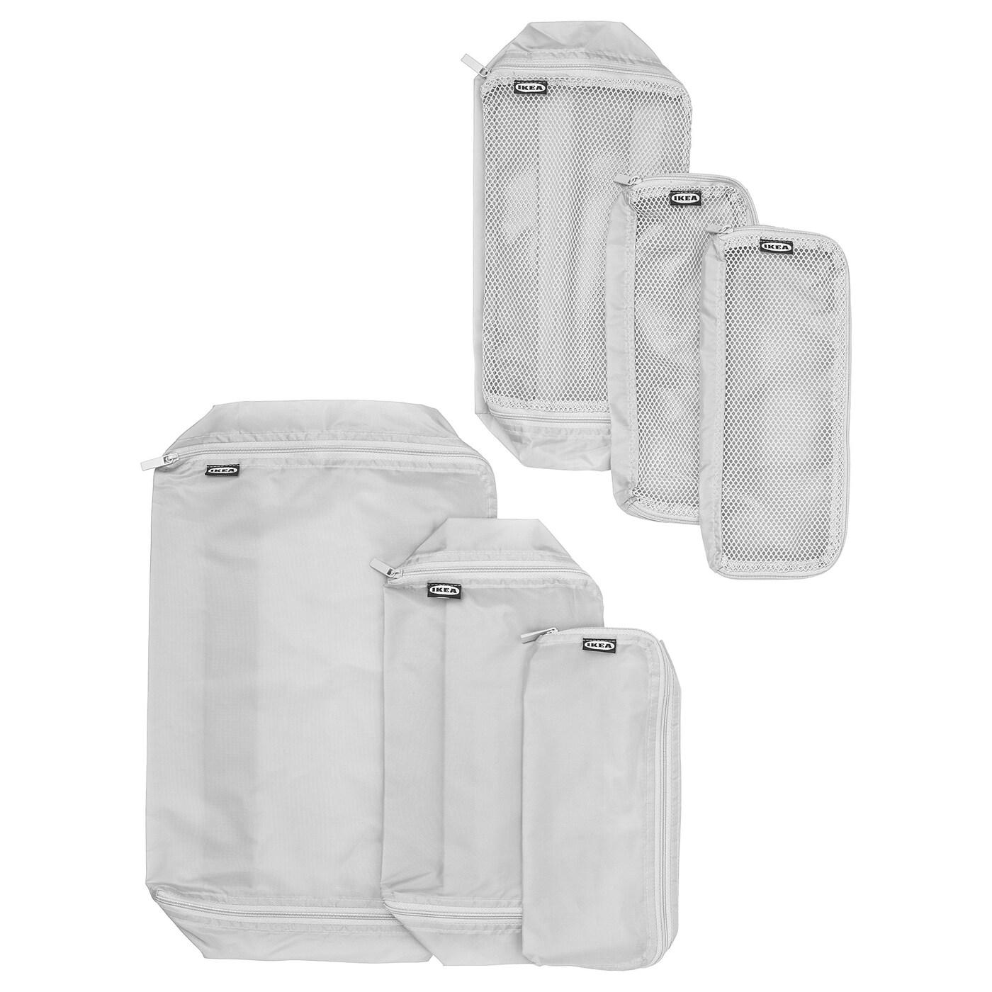 a92a1f4e0e02 Упаковочная сумка, 6 шт. ФОРФИНА артикуль № 203.620.62 в наличии. Онлайн