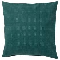 Чехол на подушку ЮППЕРЛИГ зеленый артикуль № 503.474.52 в наличии. Онлайн каталог IKEA Минск. Быстрая доставка и соборка.
