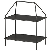 Подставка для журналов ЮППЕРЛИГ темно-серый артикуль № 103.474.68 в наличии. Онлайн каталог IKEA Минск. Недорогая доставка и установка.
