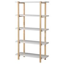 Стеллаж ЮППЕРЛИГ светло-серый артикуль № 303.474.67 в наличии. Интернет сайт IKEA Минск. Недорогая доставка и соборка.