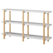 Стеллаж ЮППЕРЛИГ светло-серый артикуль № 503.474.66 в наличии. Онлайн сайт IKEA РБ. Быстрая доставка и установка.