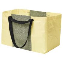Сумка, большая ЮППЕРЛИГ желтый артикуль № 403.474.38 в наличии. Online сайт IKEA Беларусь. Недорогая доставка и установка.