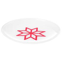 Тарелка десертная ВИНТЕР 2017 белый артикуль № 203.696.62 в наличии. Интернет магазин IKEA Республика Беларусь. Быстрая доставка и установка.