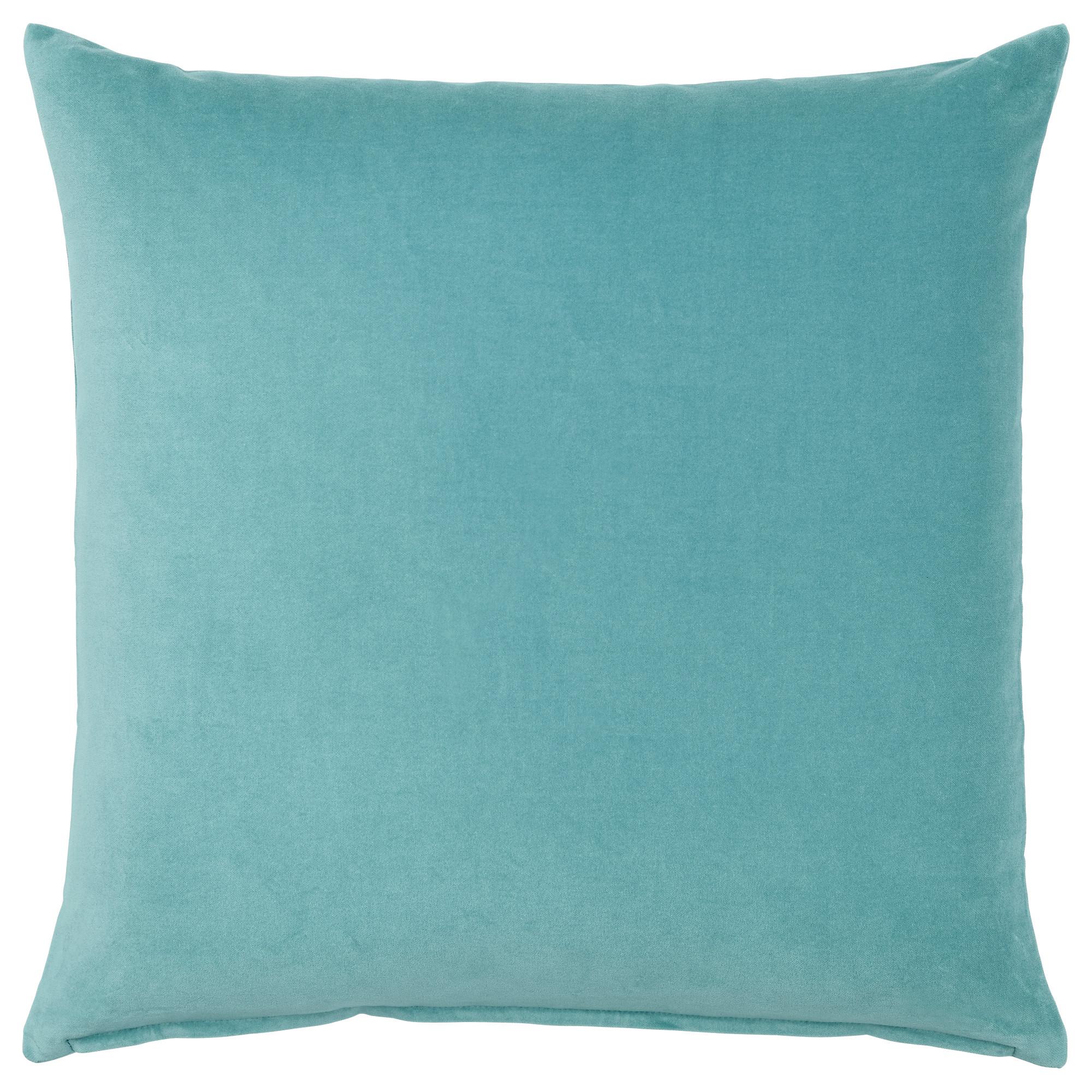 Чехол на подушку САНЕЛА светлая бирюза артикуль № 103.929.55 в наличии. Интернет магазин IKEA Минск. Недорогая доставка и монтаж.