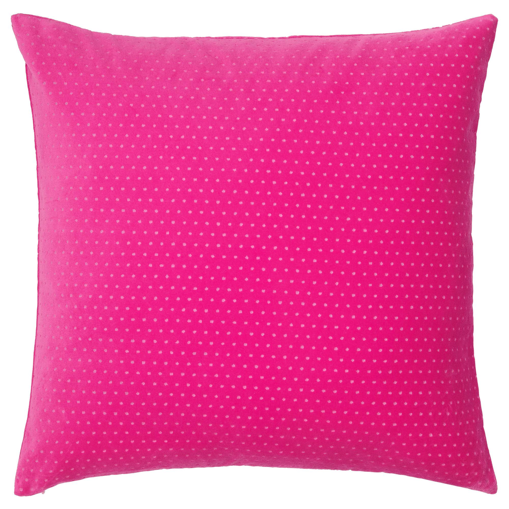 Чехол на подушку СОММАР 2018 розовый артикуль № 903.957.14 в наличии. Интернет магазин IKEA Минск. Быстрая доставка и установка.