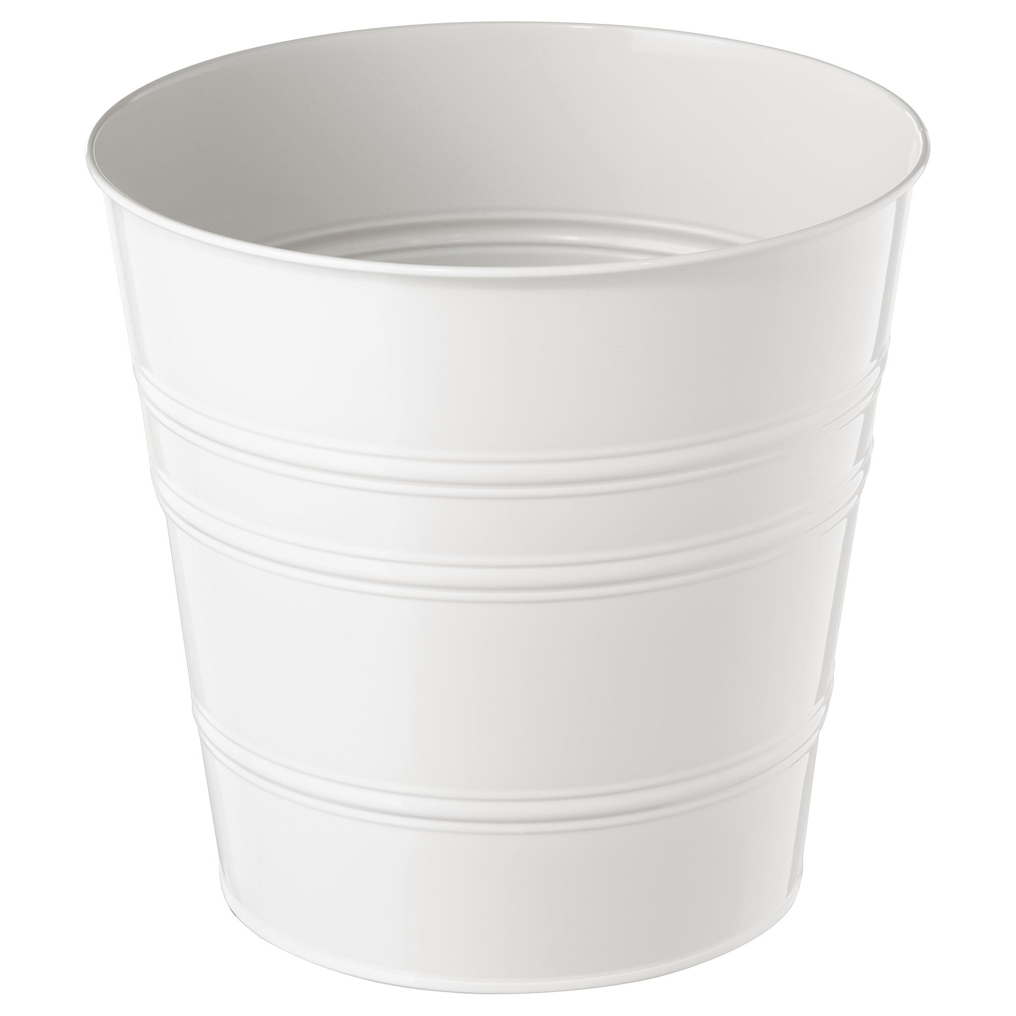 Кашпо СОККЕР белый артикуль № 104.140.09 в наличии. Интернет каталог IKEA Минск. Недорогая доставка и монтаж.