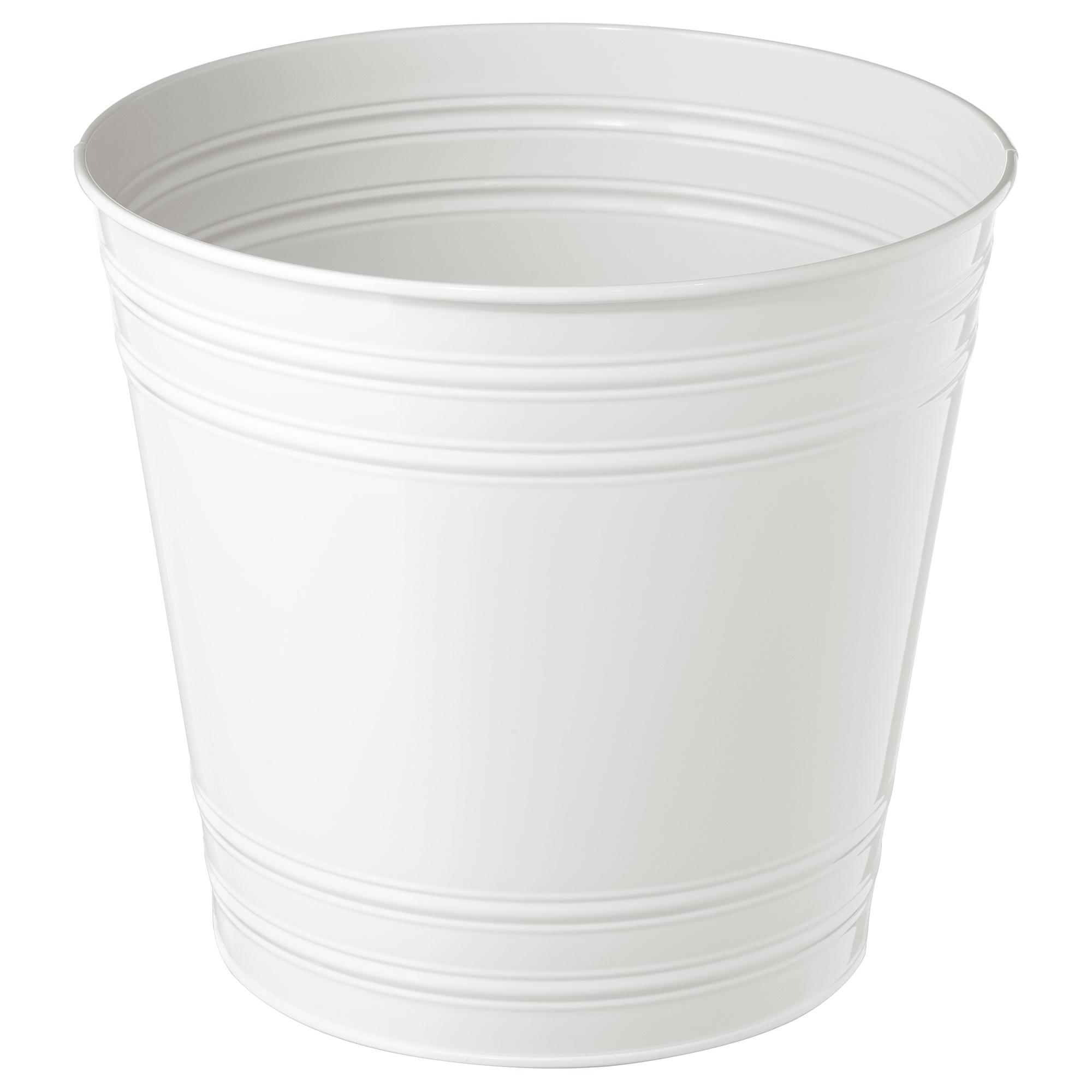 Кашпо СОККЕР белый артикуль № 504.140.12 в наличии. Online каталог IKEA Беларусь. Быстрая доставка и соборка.