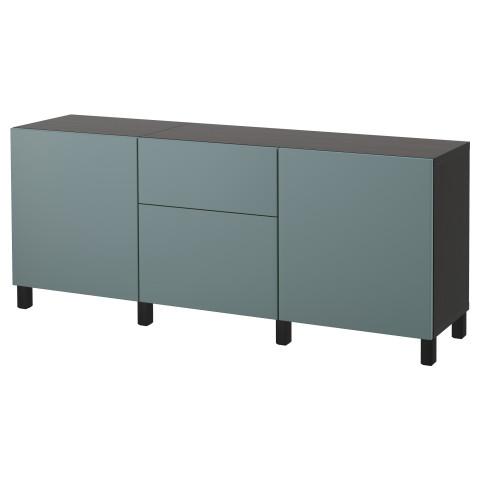 Комбинация для хранения с ящиками БЕСТО артикуль № 192.494.49 в наличии. Онлайн каталог IKEA РБ. Быстрая доставка и установка.