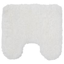 Коврик в туалет АЛЬМТЬЕРН белый артикуль № 004.054.87 в наличии. Интернет каталог IKEA Беларусь. Быстрая доставка и соборка.