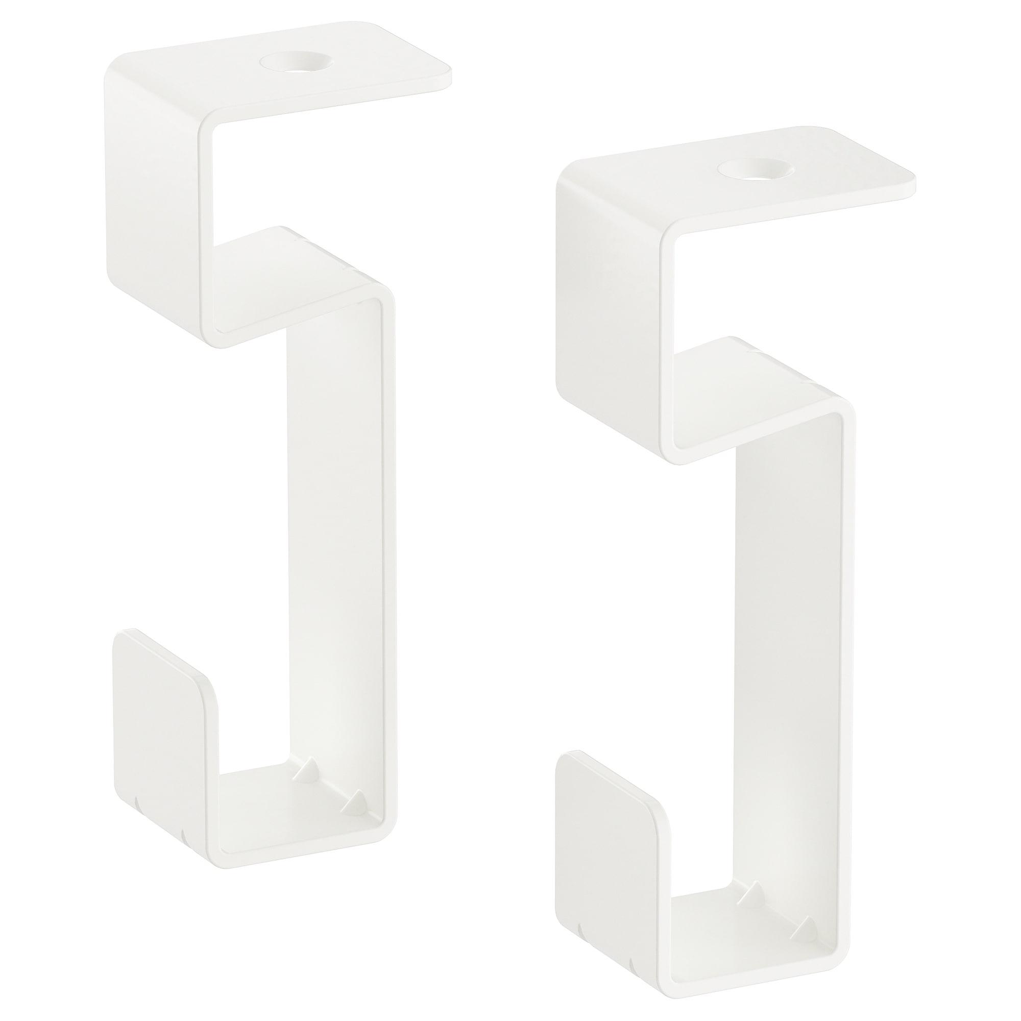 Крючок для полки ИВАР белый артикуль № 703.855.08 в наличии. Онлайн каталог IKEA РБ. Недорогая доставка и соборка.