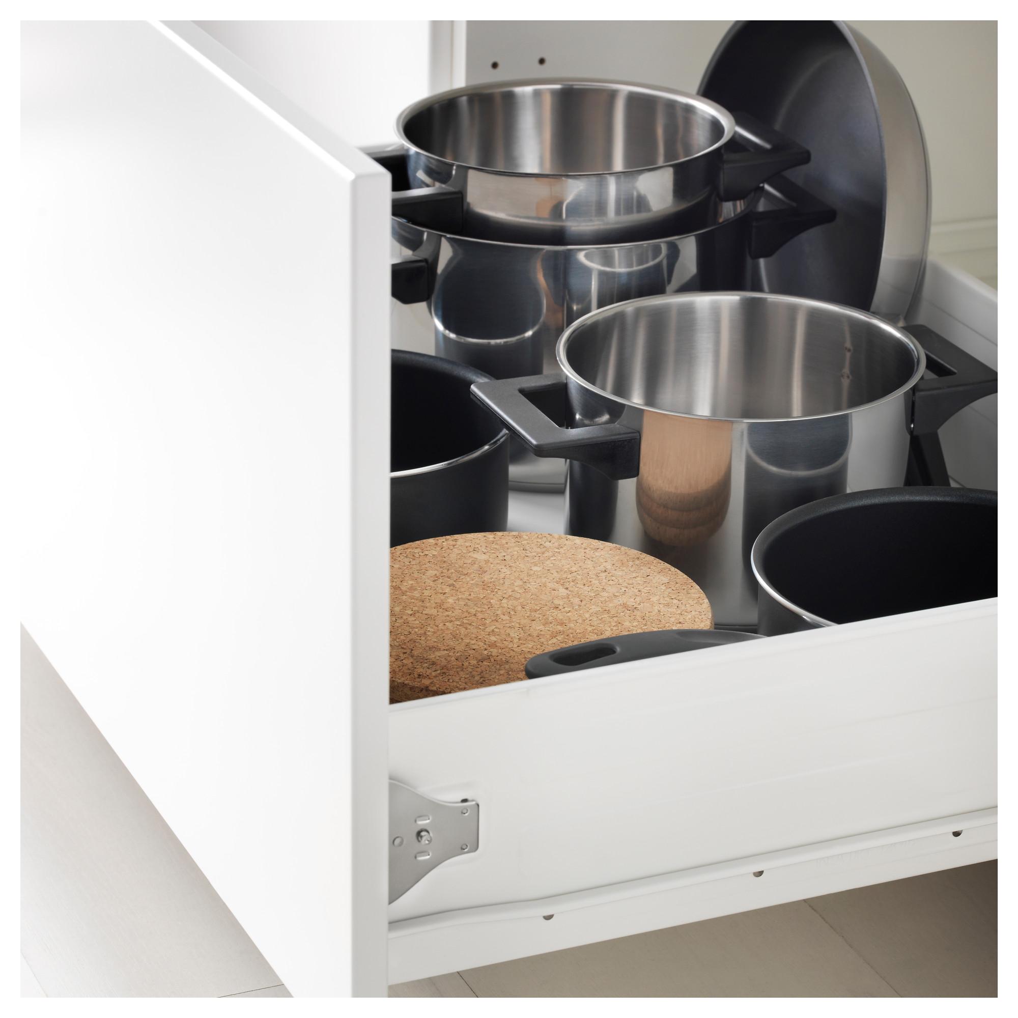Напольный шкаф, 2 фронтальных панели, 3 ящика МЕТОД / ФОРВАРА черный артикуль № 692.617.02 в наличии. Онлайн каталог IKEA РБ. Недорогая доставка и соборка.