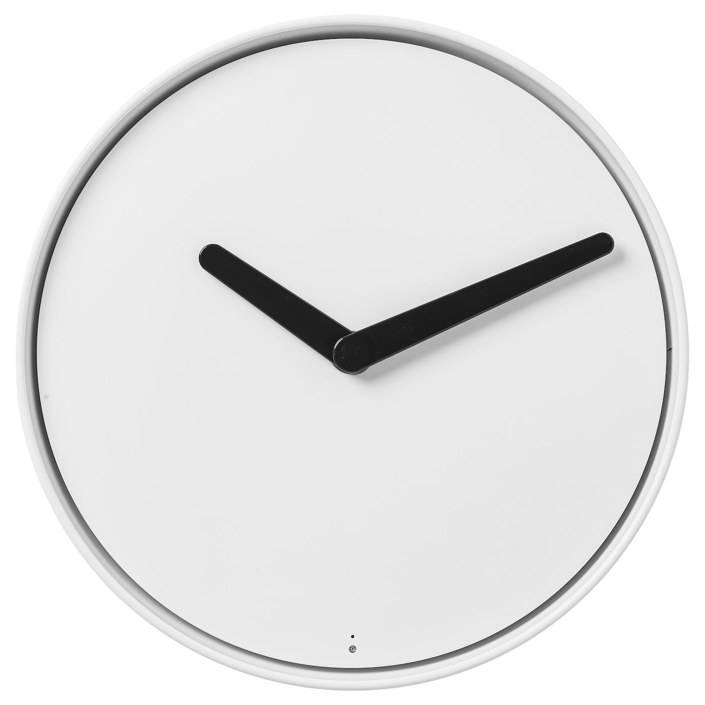 Настенные часы СТОЛПА артикуль № 604.003.83 в наличии. Интернет магазин IKEA Республика Беларусь. Недорогая доставка и установка.