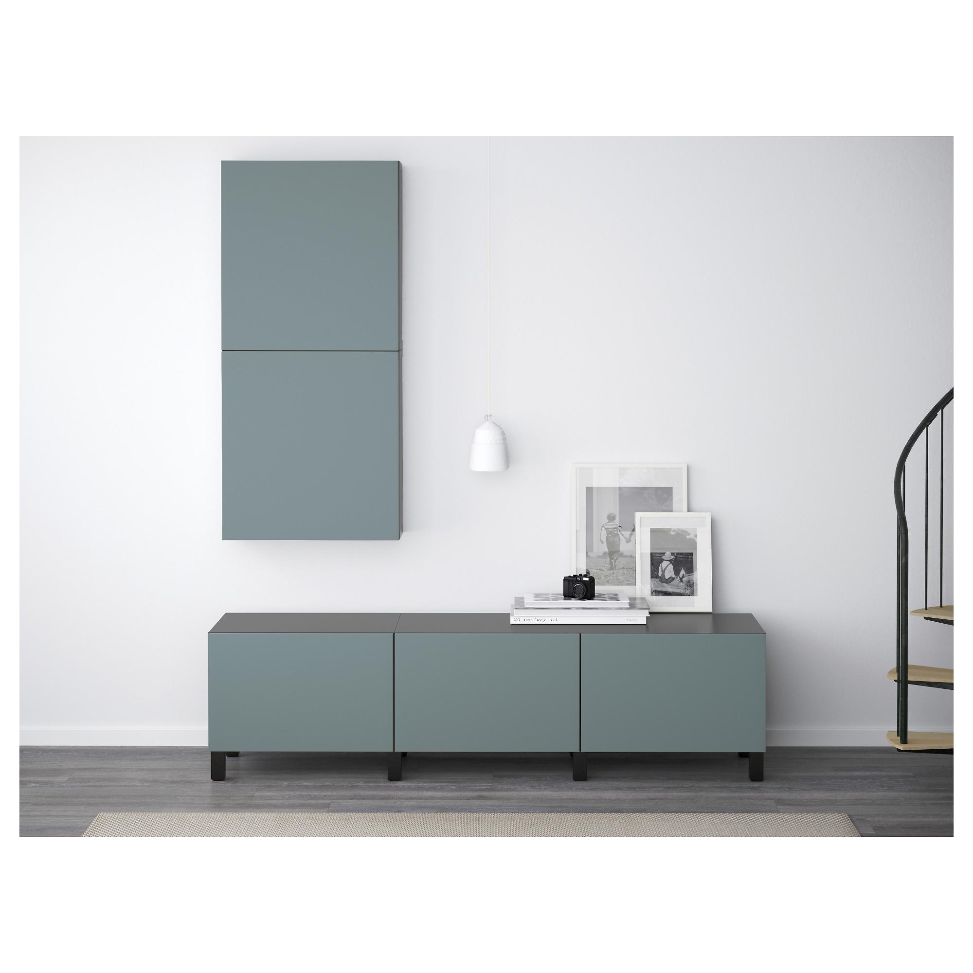 Навесной шкаф с 2 дверями БЕСТО артикуль № 692.482.68 в наличии. Online магазин IKEA Беларусь. Недорогая доставка и соборка.