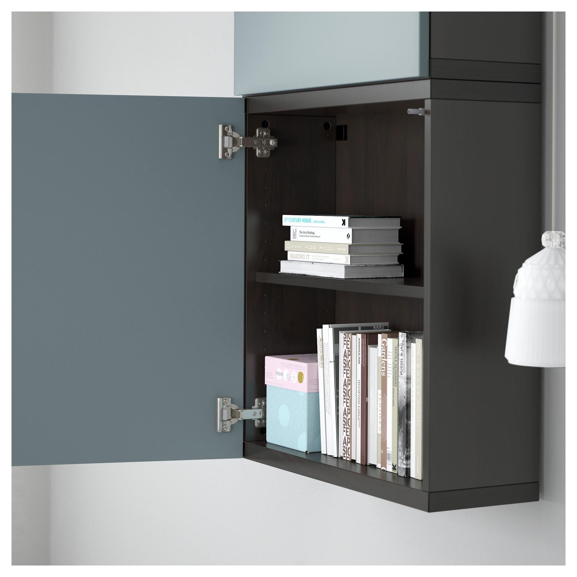 Навесной шкаф с 2 дверями БЕСТО артикуль № 692.482.68 в наличии. Онлайн сайт IKEA РБ. Недорогая доставка и соборка.