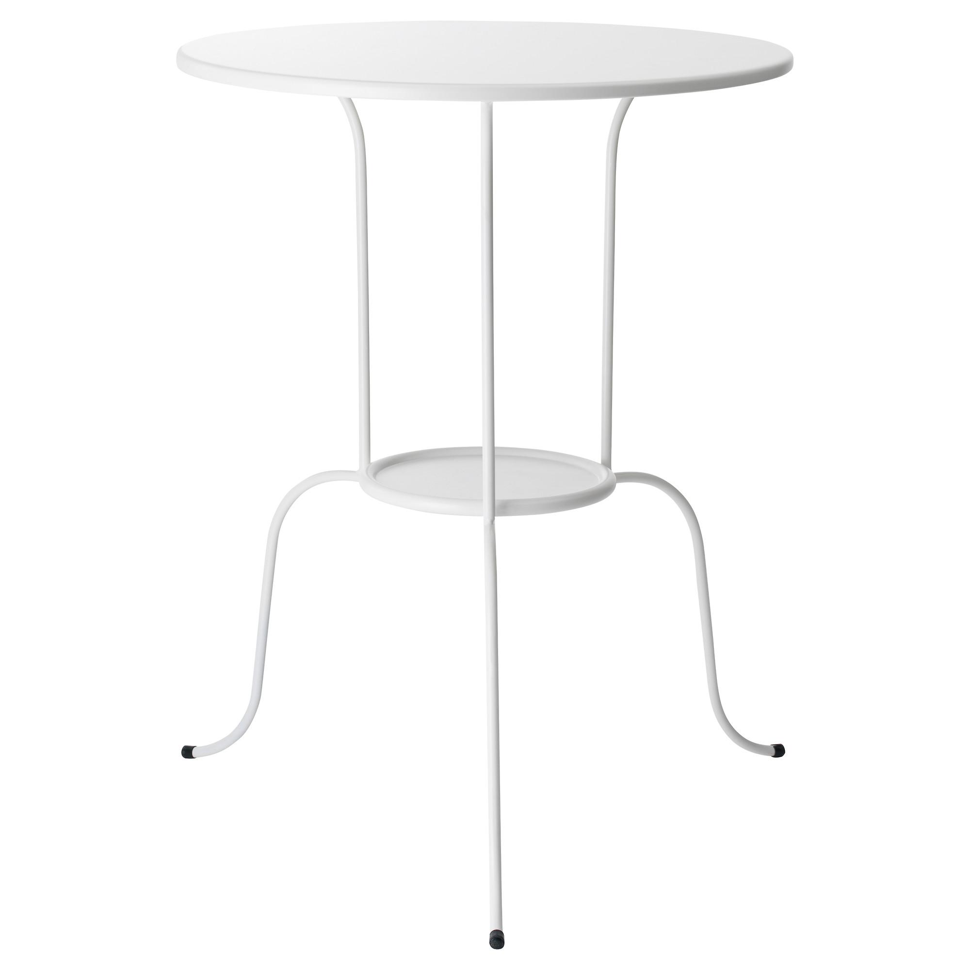 Придиванный столик ЛИНДВЕД белый артикуль № 703.841.70 в наличии. Онлайн сайт IKEA Минск. Быстрая доставка и соборка.