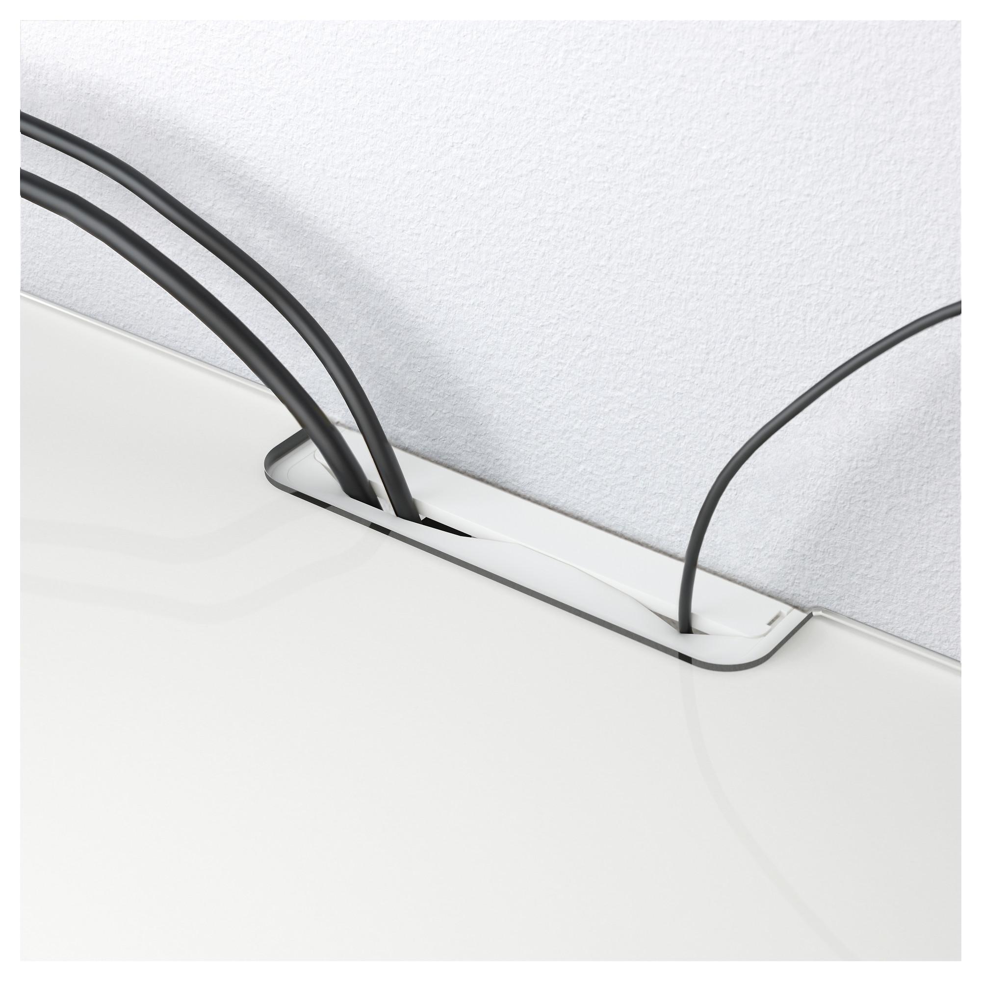 Шкаф для ТВ, комбинированный, стекляные дверцы БЕСТО белый артикуль № 392.462.42 в наличии. Интернет магазин IKEA Республика Беларусь. Недорогая доставка и монтаж.