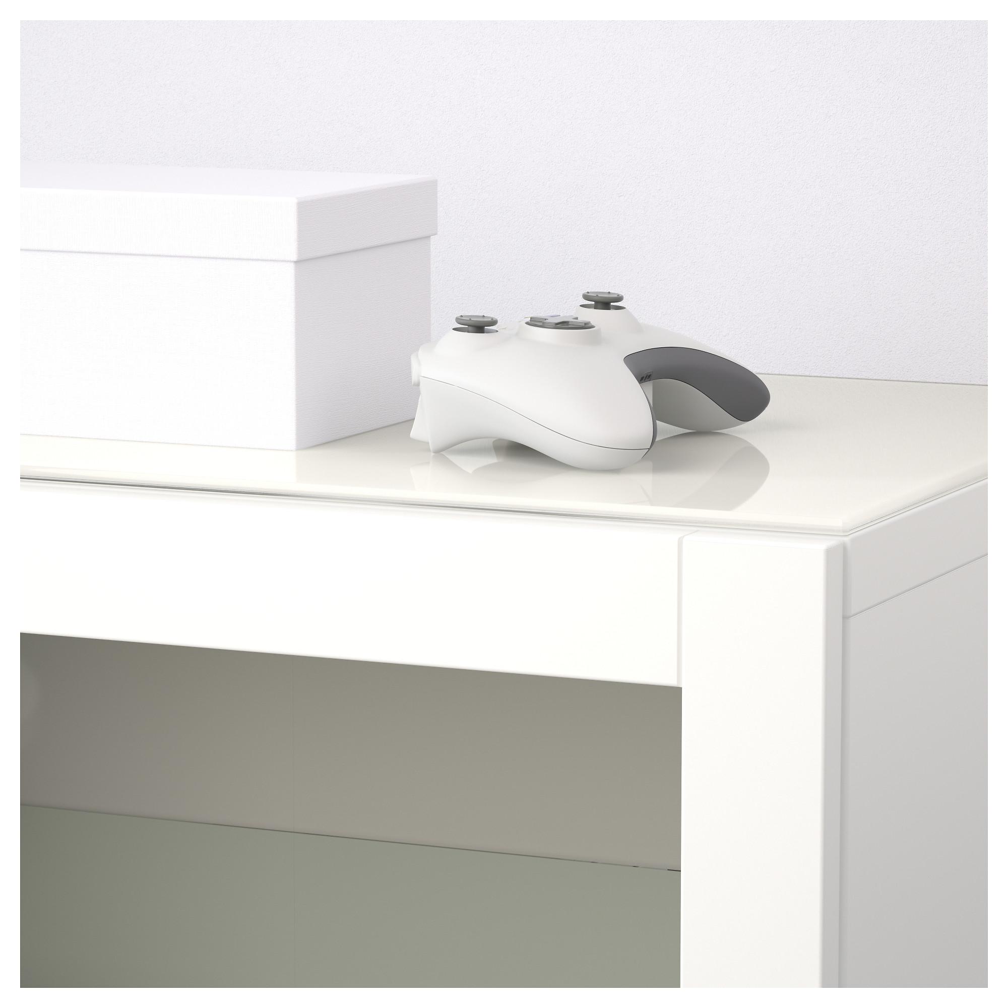 Шкаф для ТВ, комбинированный, стекляные дверцы БЕСТО белый артикуль № 392.462.42 в наличии. Online сайт IKEA Беларусь. Недорогая доставка и установка.