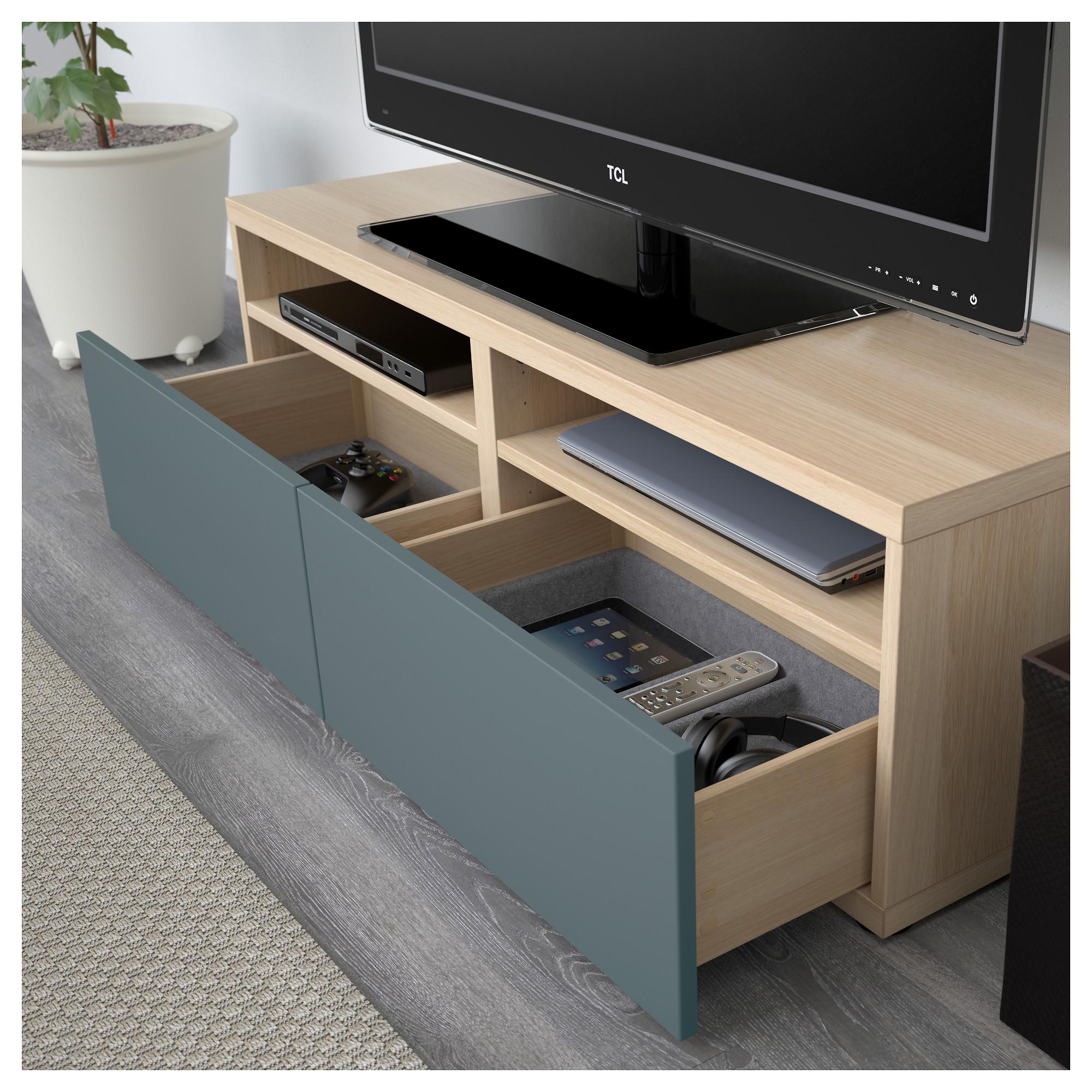 Шкаф для ТВ, комбинированный, стекляные дверцы БЕСТО артикуль № 592.505.01 в наличии. Онлайн каталог IKEA Минск. Быстрая доставка и соборка.